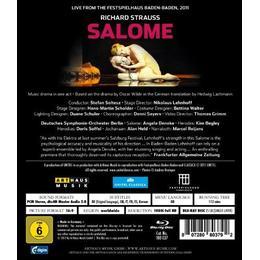 Richard Strauss: Salome (Arthaus: 108037) [Blu-ray] [2012]